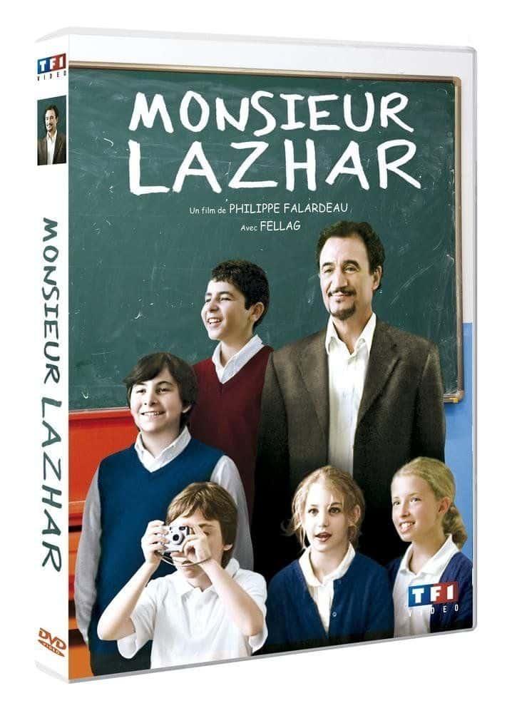 Profesor Lahzar películas sobre profesores