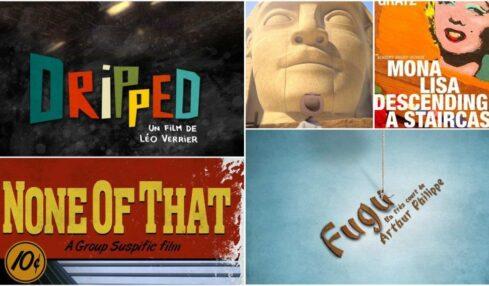 8 cortometrajes para aprender Historia del Arte 9