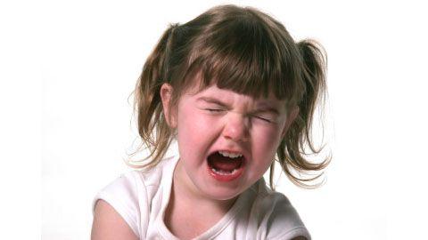 frustración niños