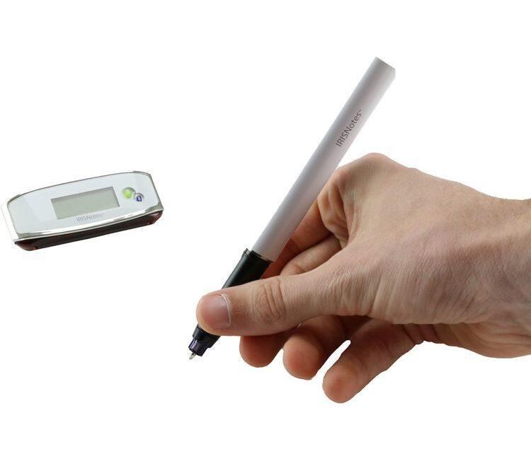 IRISNotes Air 3, el bolígrafo capaz de digitalizar todo lo que escribes 2
