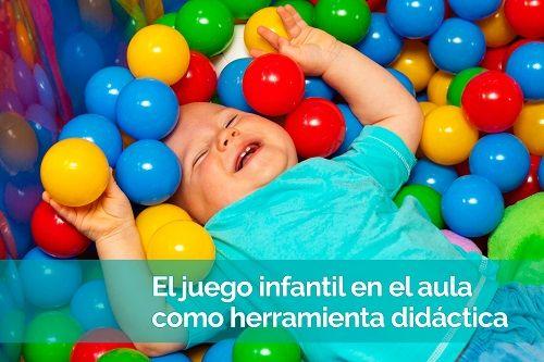 Cómo trabajar el juego en Educación Infantil, según Campuseducacion.com