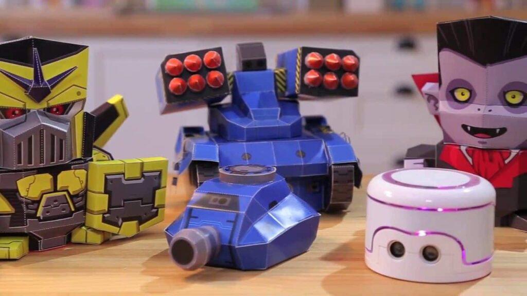 kamibot educational robot