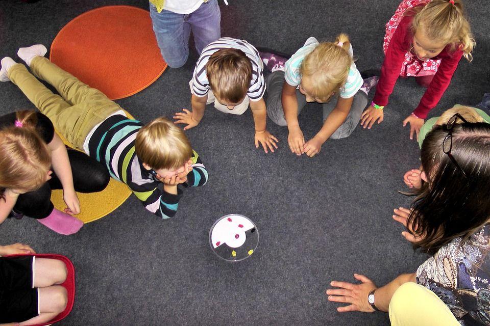 elegir una dinámica grupal para tu clase