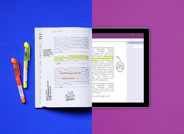 onenote cuaderno