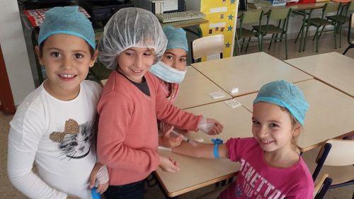 Experimentación y gamificación para la transformación social en el Colegio Alberto Sols 1