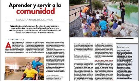 Educar en Aprendizaje Servicio: cómo aprender y servir a la comunidad 1
