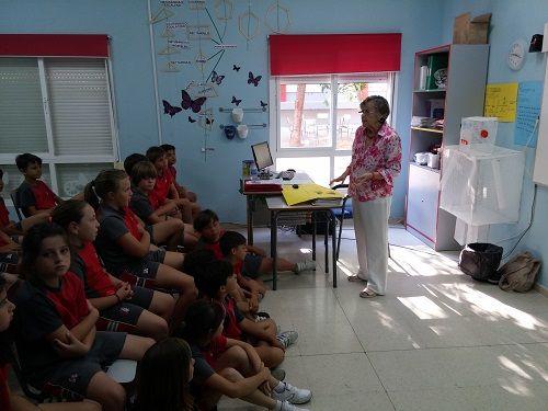 Charla vicepresidenta PXE España