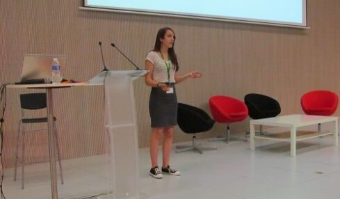 """Andrea Martínez, alumna de Bachillerato: """"No nos educan, nos normalizan, nos reducen, nos apagan"""" 4"""