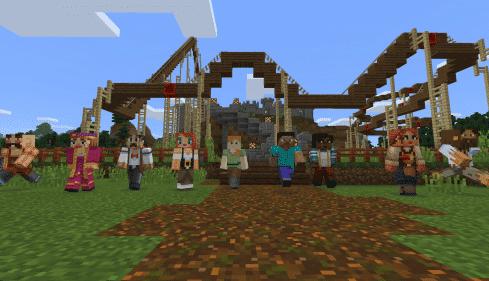 """Daniel Pajuelo: """"Minecraft estimula la ayuda mutua y la competencia de aprender a aprender"""" 3"""