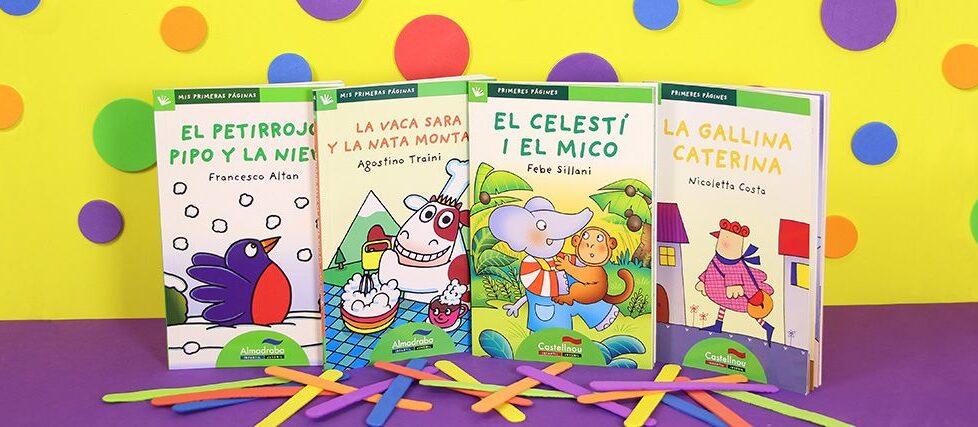 2.000 libros gratuitos para promover la lectura en Infantil y Primaria