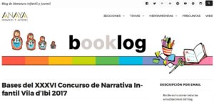 Blogs dedicados a la Literatura Infantil 26