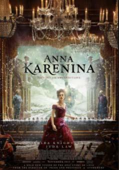 películas basadas en obras literarias-Anna Karenina