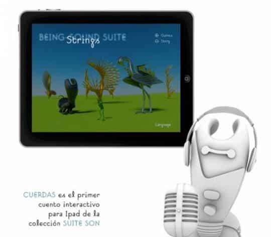 Cuerdas apps para educación infantil