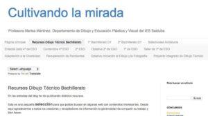 Blogs de Dibujo Técnico para Bachillerato 13