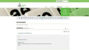 diccionarios online facil castellano