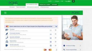 diccionarios online pons ingles traducir