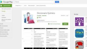 diccionario online diccionario quimica