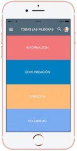 EduPills, la app del INTEF