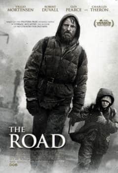 películas basadas en obras literarias - la carretera