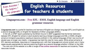 35 Webs para aprender inglés en Secundaria 45