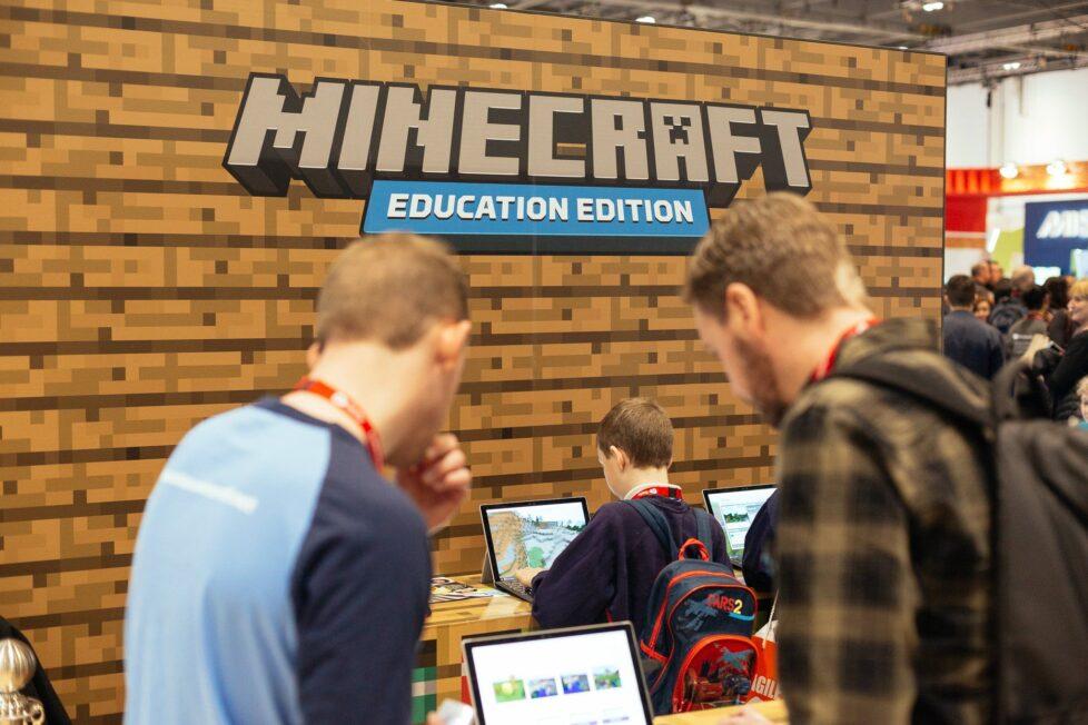 Minecraft: Education Edition se actualiza con nuevos personajes