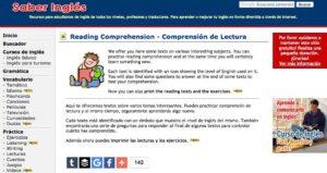 35 Webs para aprender inglés en Secundaria 47