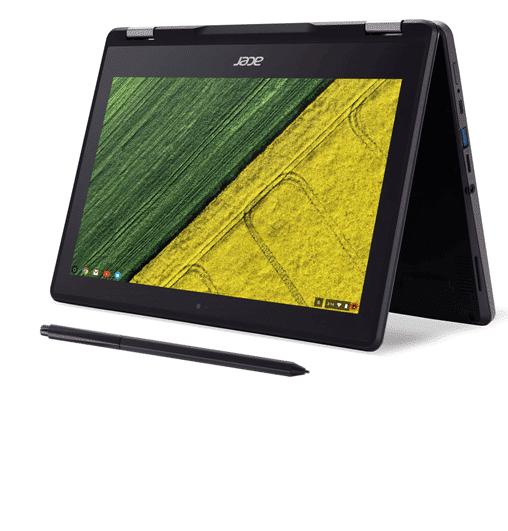 Acer Chromebook Spin 11, un convertible para el aula con lápiz incluido 1