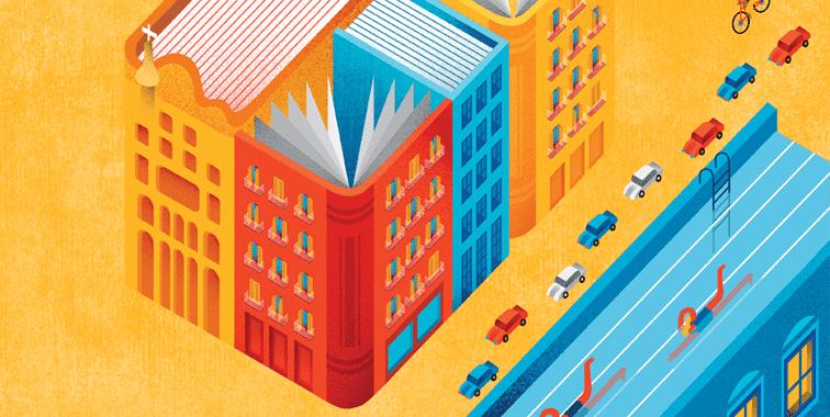 ¿Quieres promocionar la literatura juvenil entre tus alumnos? ¡No puedes faltar a la 'Book Con BCN'! 1