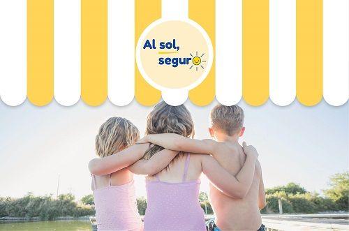 'Al sol, seguro', un concurso escolar para fomentar el uso de protección solar