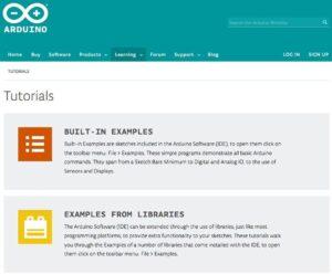 6 webs con recursos y tutoriales para aprender Arduino en clase 1