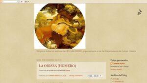 Blogs de Latín y Griego: IES San Isidro