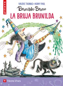la bruja brunilda- Día Internacional del Libro Infantil y Juvenil