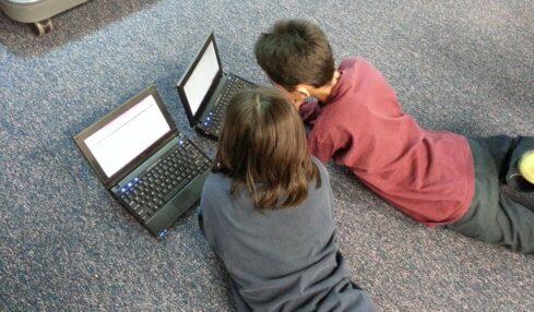 plataformas educativas online en clase