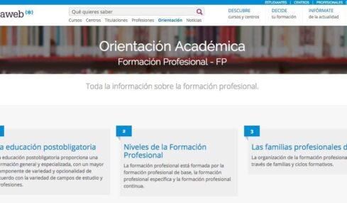 Blogs y webs con recursos e información sobre la Formación Profesional 11