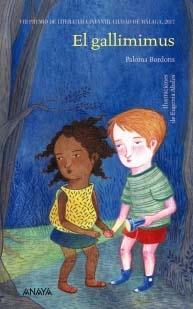 Gallimimus- Día Internacional del Libro Infantil y Juvenil