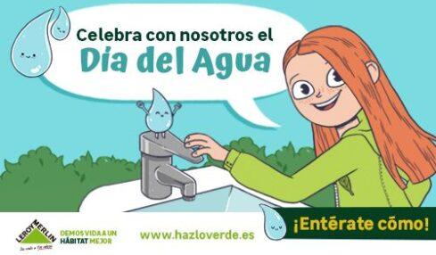 Talleres y concursos para celebrar el Día Mundial del Agua 3