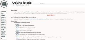 6 webs con recursos y tutoriales para aprender Arduino en clase 3