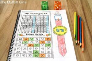 Ideas DIY para aprender las tablas de multiplicar de forma manipulativa 10