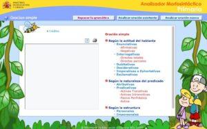 5 recursos para el análisis morfológico en Lengua 1