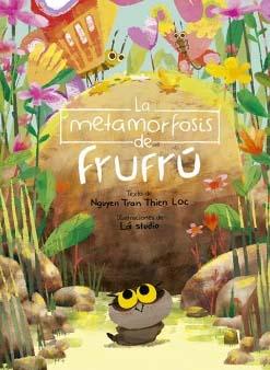 La metamorfosis de Frufrú- Día Internacional del Libro Infantil y Juvenil