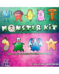 juegos de mesa educativos Monster Kit