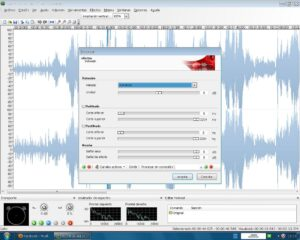 grabar audio nero weve editor
