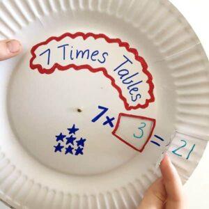 Ideas DIY para aprender las tablas de multiplicar de forma manipulativa 9