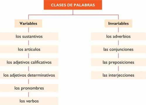 recursos para el análisis morfológico en Lengua