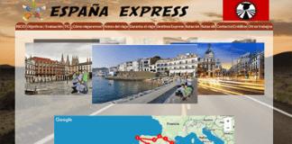 'España Express', un viaje a nuestra geografía a través del juego 1