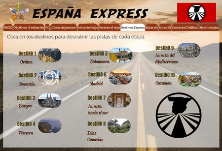 España Express