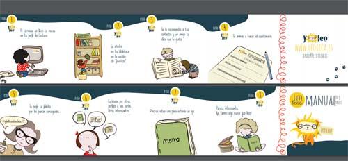 Redes sociales educativas: Leoteca