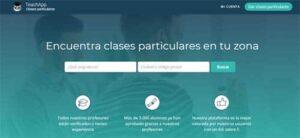 Plataformas de clases particulares on line 15