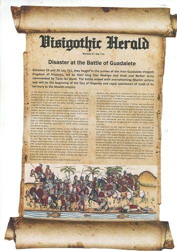 visigothic herald