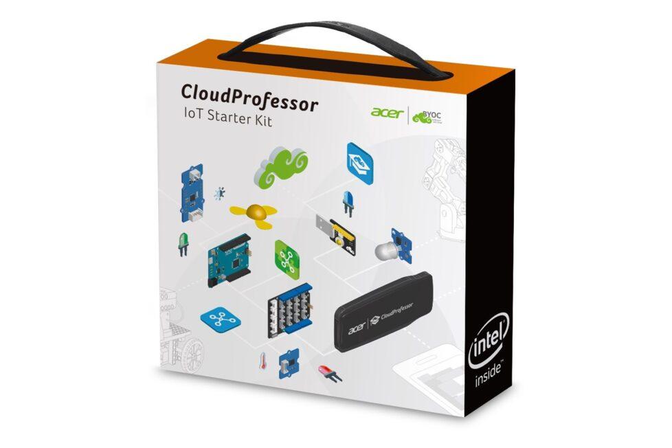 Programar con Acer CloudProfessor 1